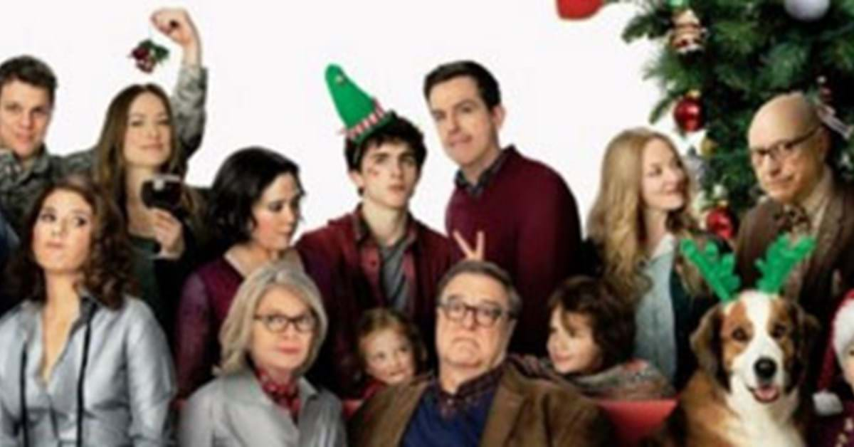 Christmas With The Kranks Cast.Leftlion Christmas With The Coopers