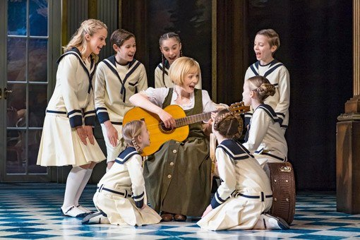 The Sound of Music - production photo