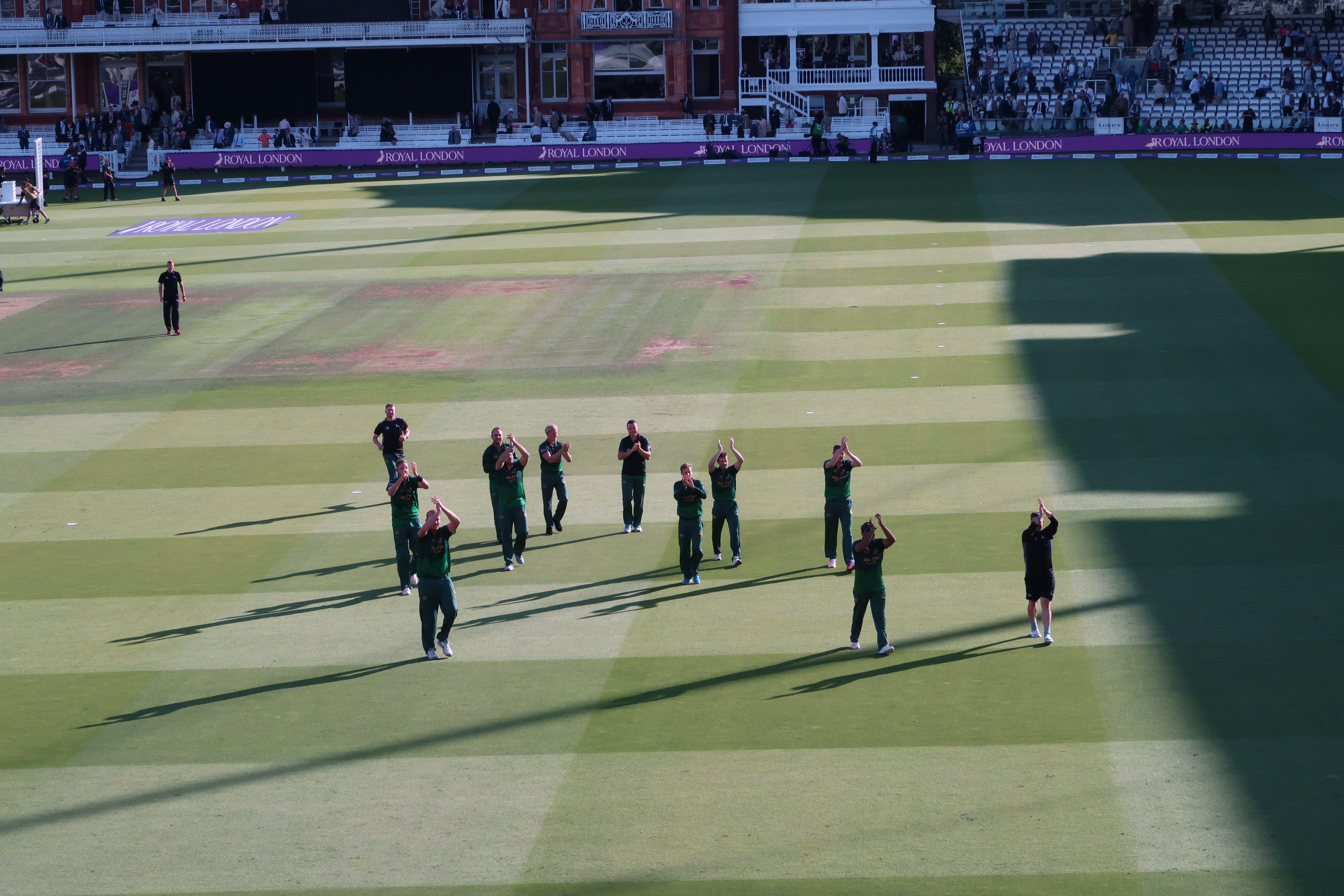 Nottinghamshire Lords