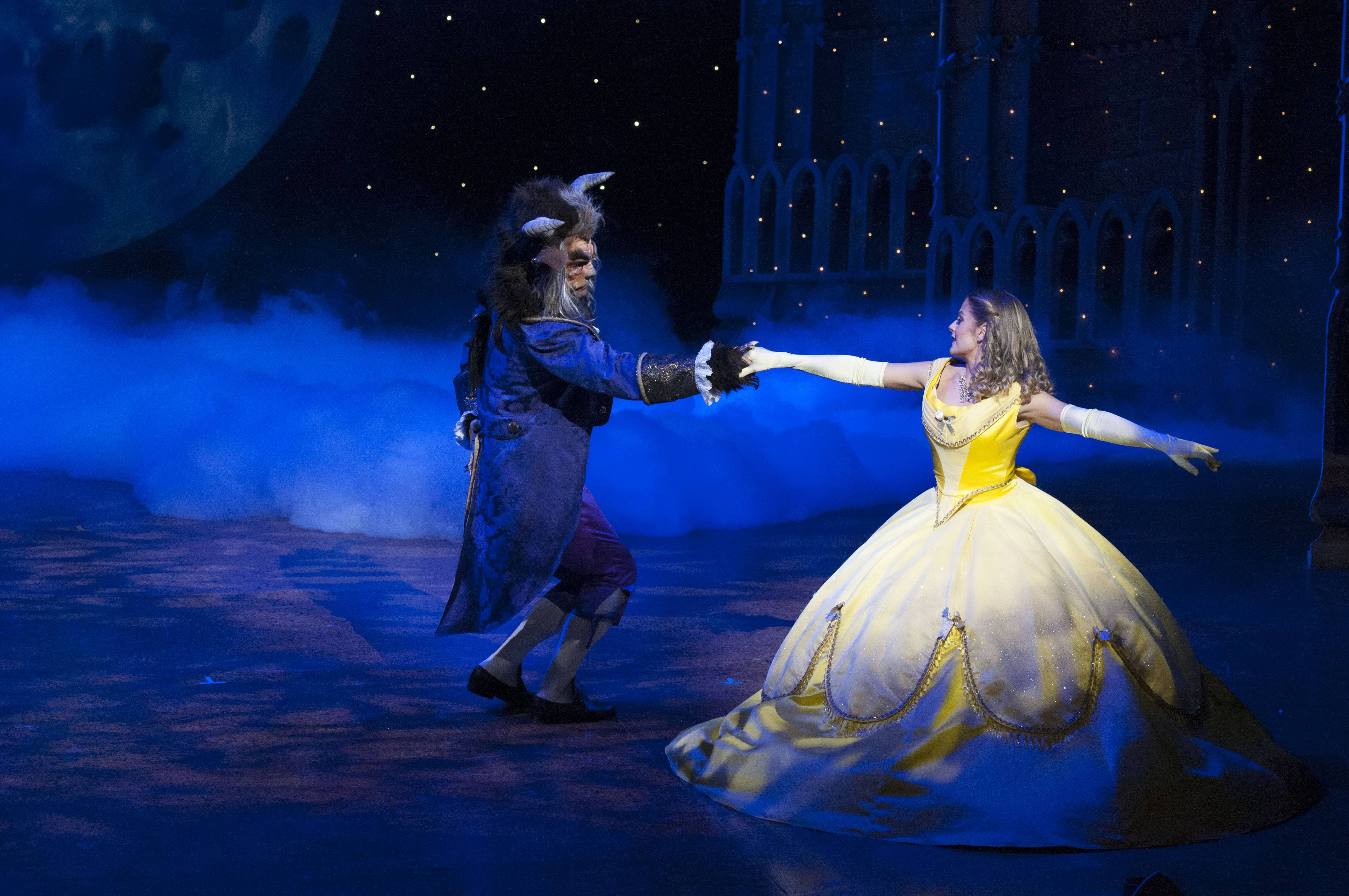 Beauty and the Beast at the Theatre Royal