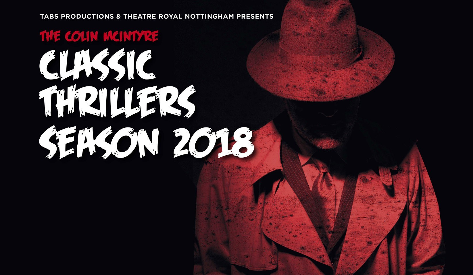 The Classic Thriller Season 2018 poster