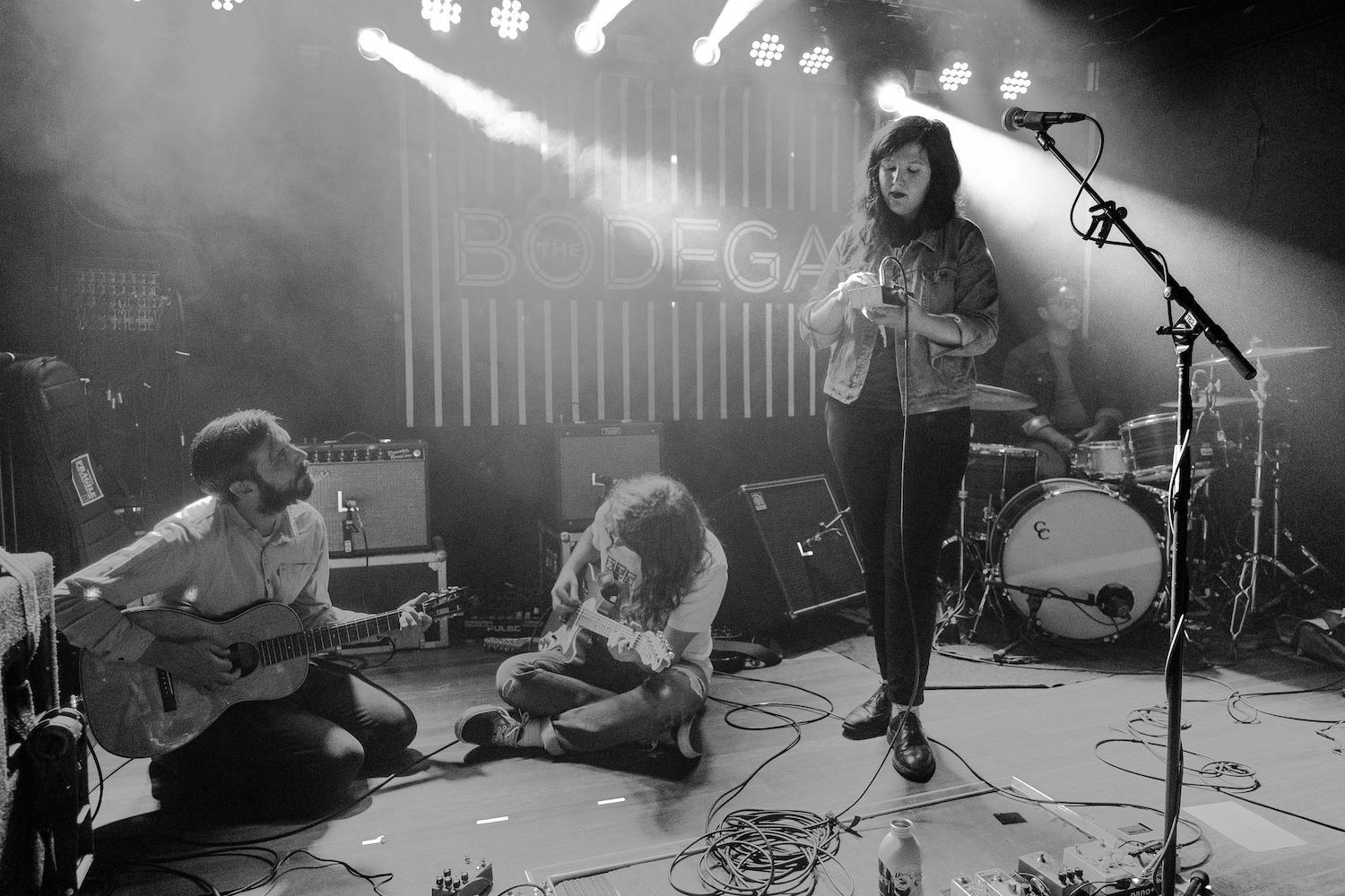 LeftLion - Live Music Review: Lucy Dacus at The Bodega