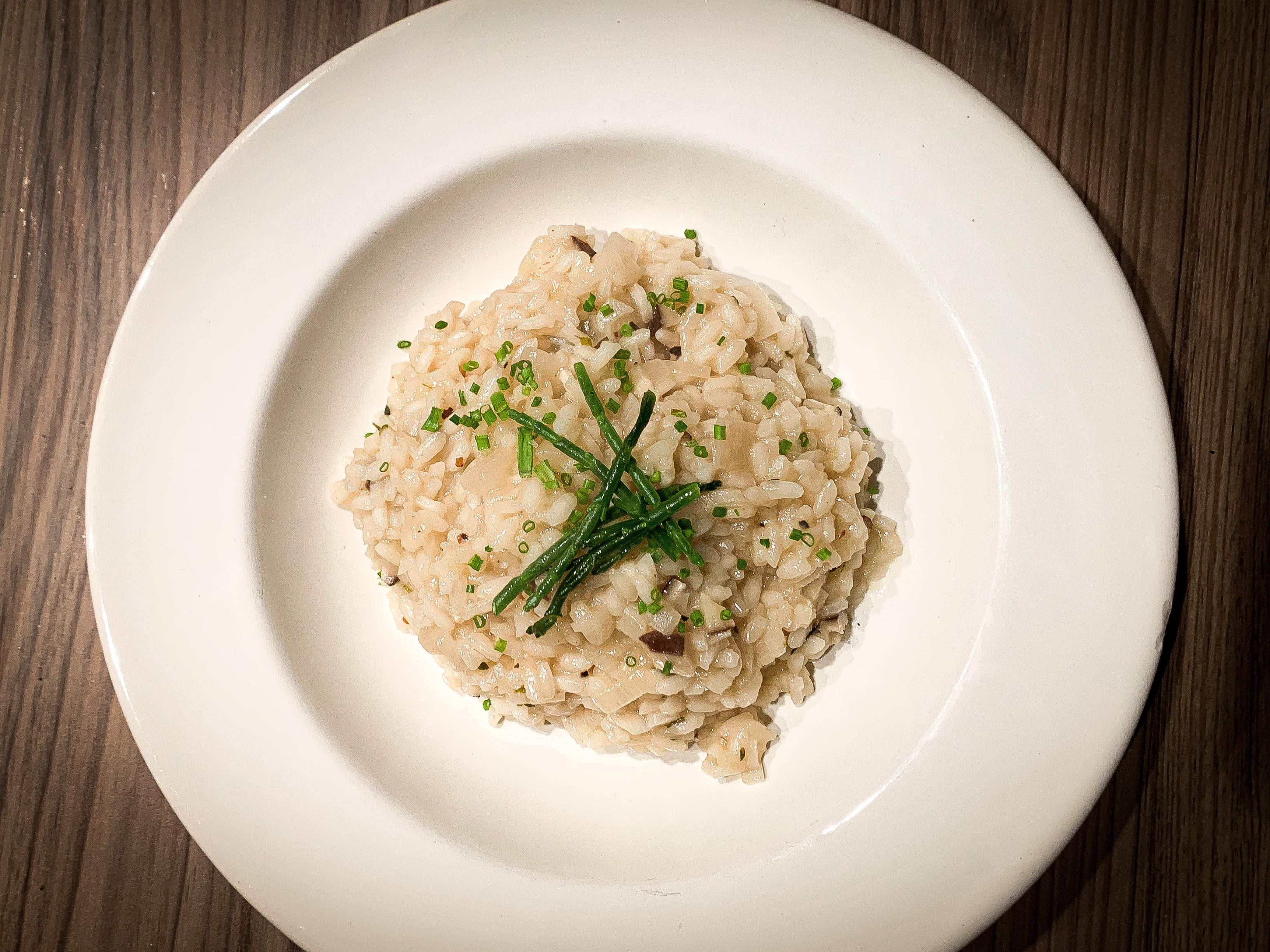 Leftlion No Twelve S Caramel Artichoke And Truffle Risotto Recipe