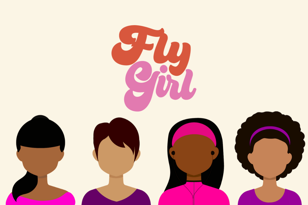 Leftlion Flygirl Are Launching To Empower Wxman Of Colour In Nottingham