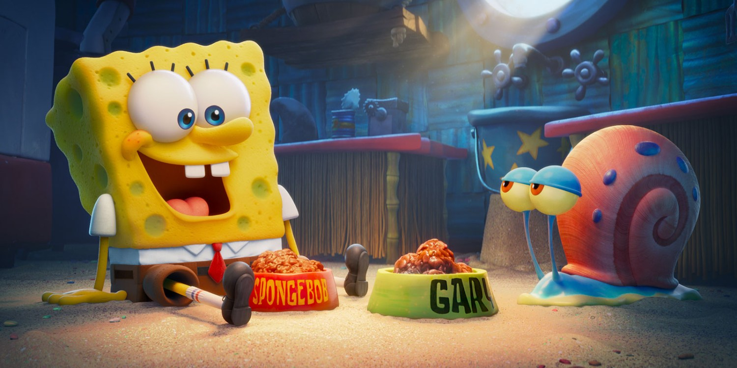 LeftLion - Film Review: The SpongeBob Movie - Sponge on the Run