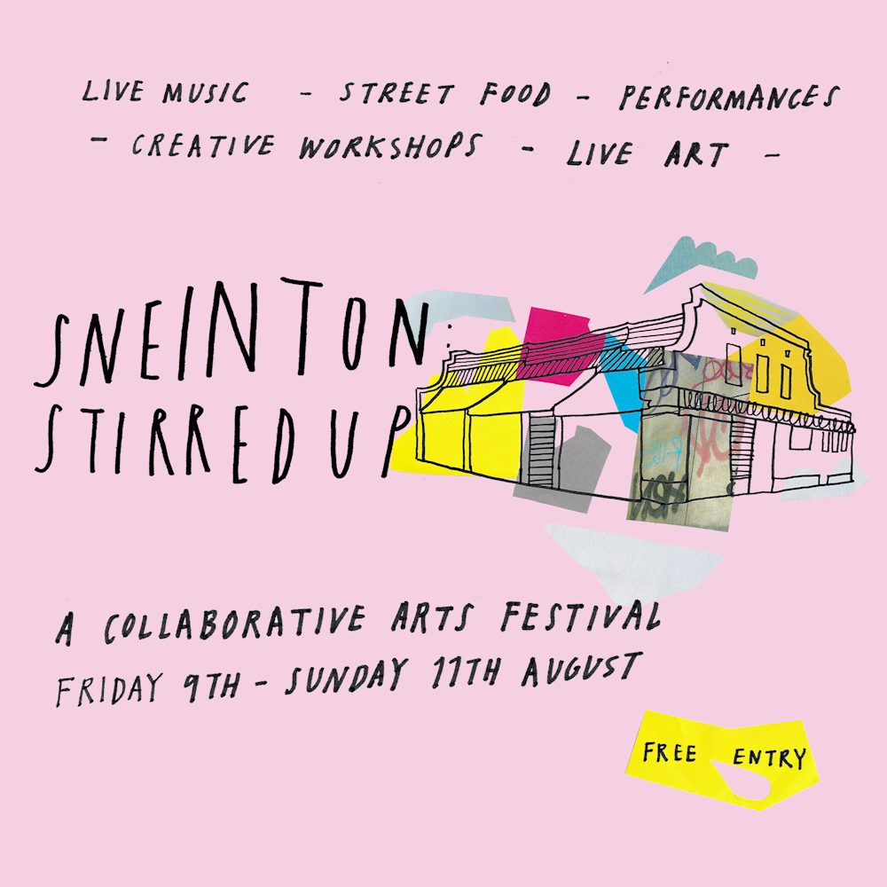 LeftLion - Sneinton: Stirred Up - a FREE arts festival for the whole