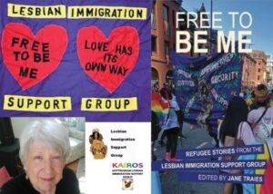 """ONLINE ONLY: """"Free To Be Me"""", Refugee stories from Lesbian Immigration Support"""