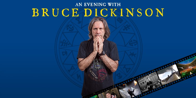 An Evening With Bruce Dickinson