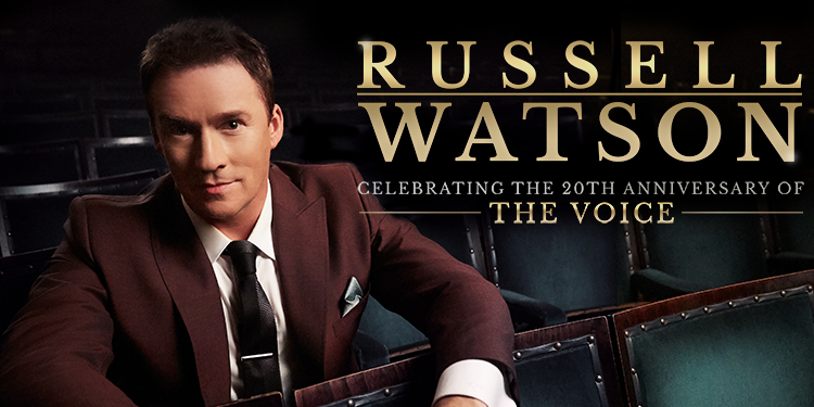 Russell Watson: 20th Anniversary of The Voice