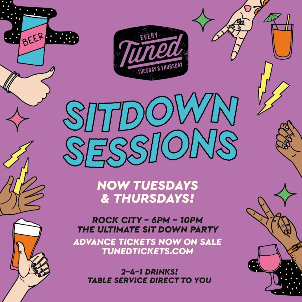 Tuned: The Sit Down Sessions