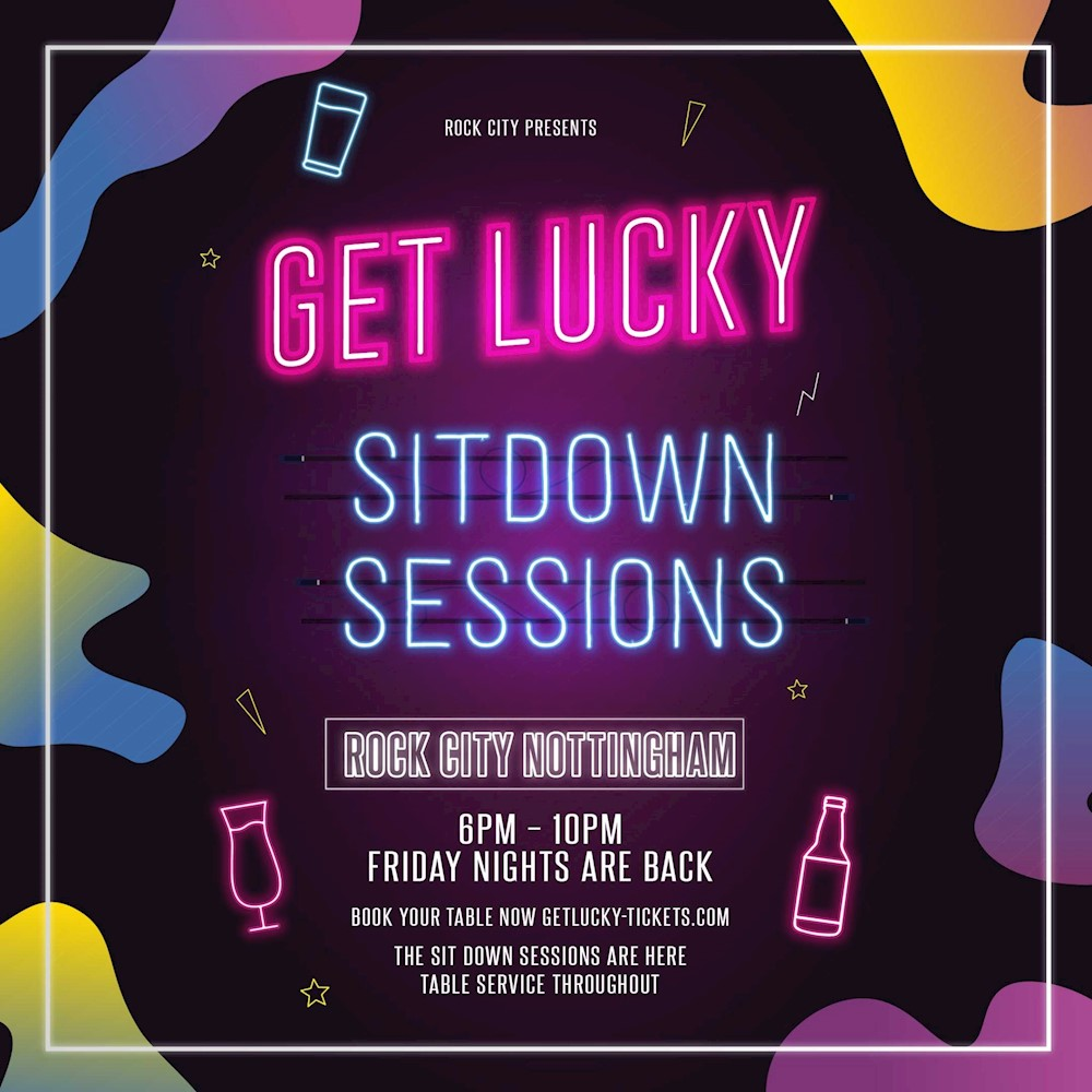 Get Lucky: Sit Down Sessions