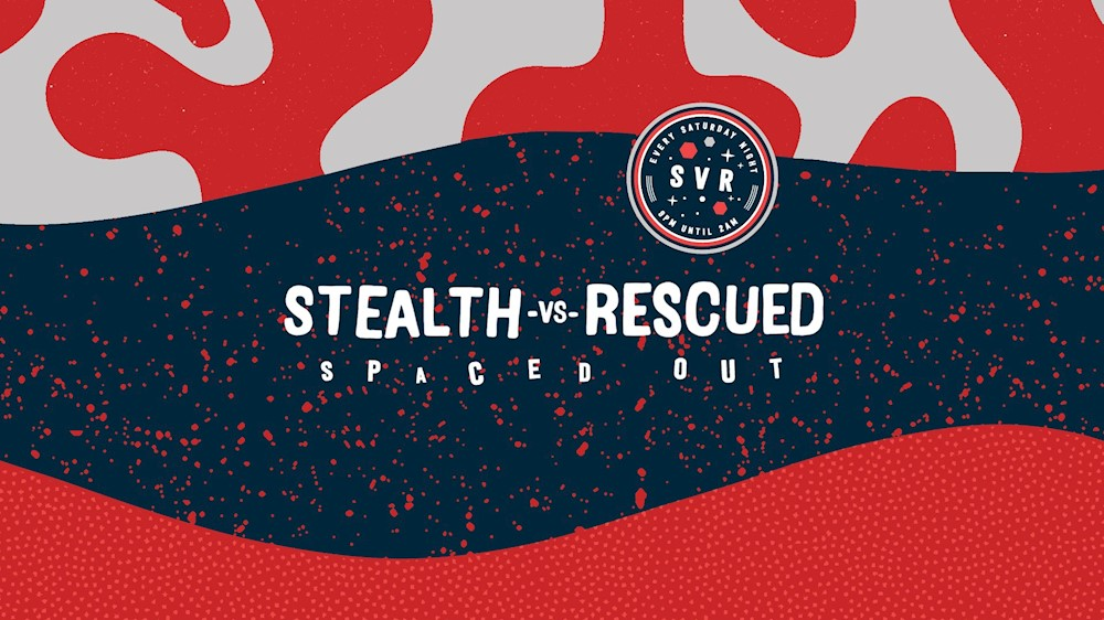 Stealth vs Rescued! Spaced Out